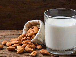 almond milk benefits