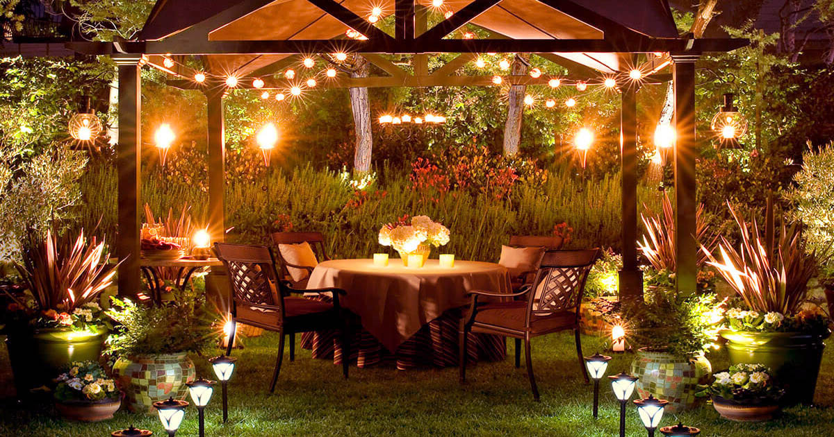 Outdoor Party Lights Tips To Find The