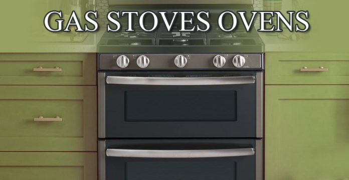 gas stoves ovens
