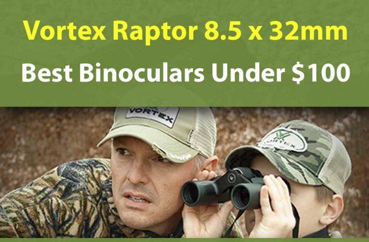 Vortex Raptor 8.5 x 32mm